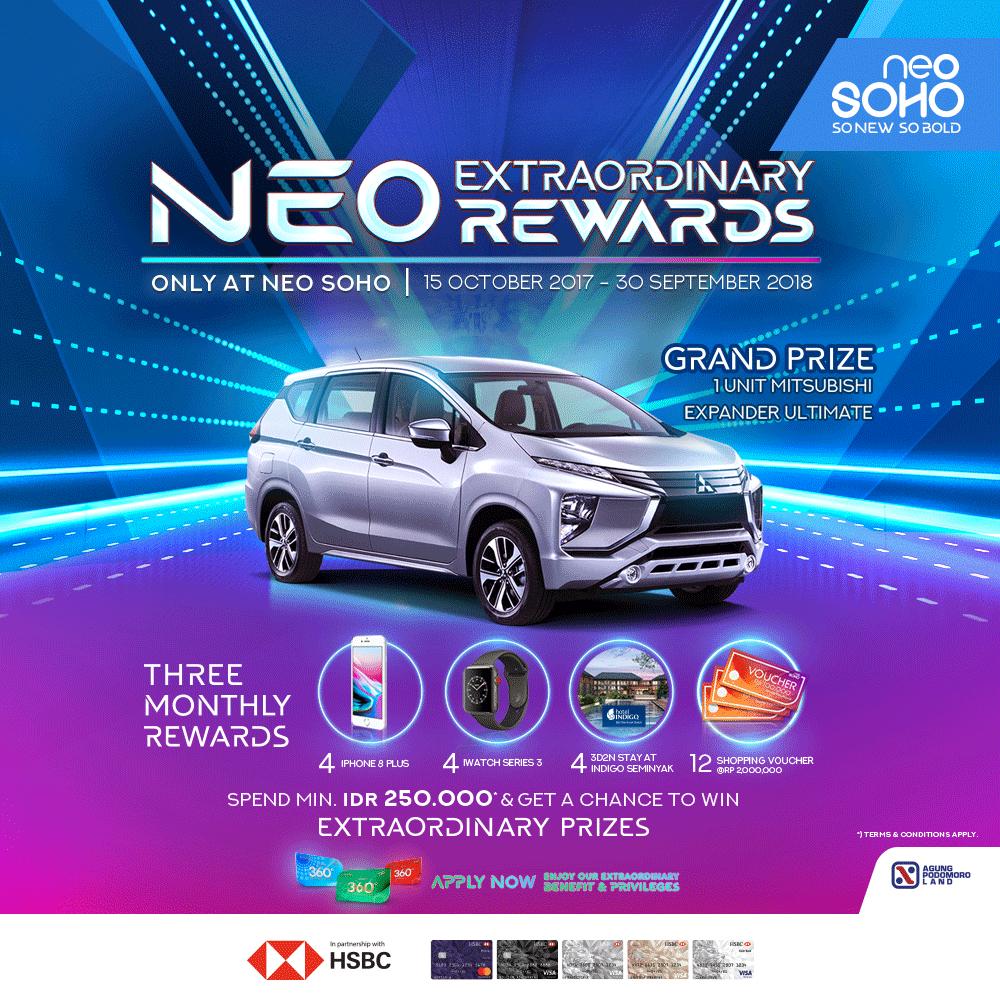 NEO EXTRAORDINARY REWARDS